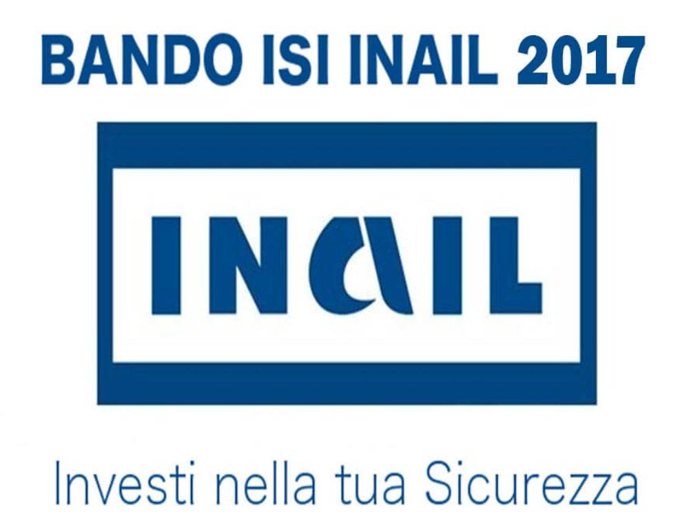 Bando ISI INAIL 2017, click day 14 giugno 2018